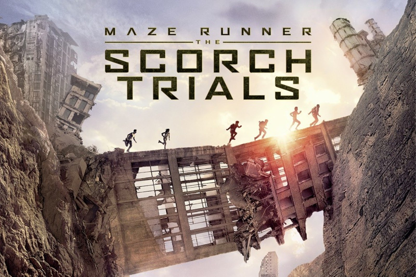 The Maze Runner 2 Scorch Trials [2015 Usa Bluray Hevc 720p Rmteam 570 Mb  Google Drive]
