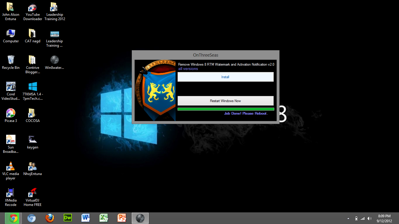 activator windows 8.1 pro build 9200