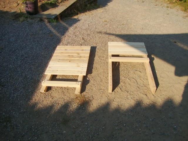 chaise africaine en palette. Black Bedroom Furniture Sets. Home Design Ideas