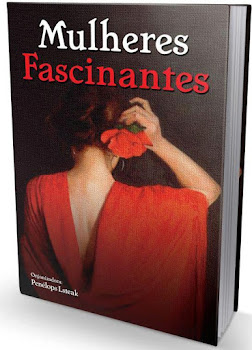 "Antologia - ""Mulheres Fascinantes"" - Editora Delicatta"