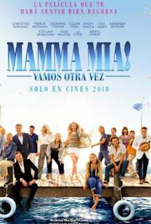 Mamma Mía 2: Vamos otra vez en Español Latino