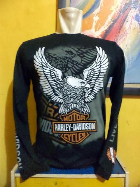 Shirt Harley Davidson Long Sleeve LS11