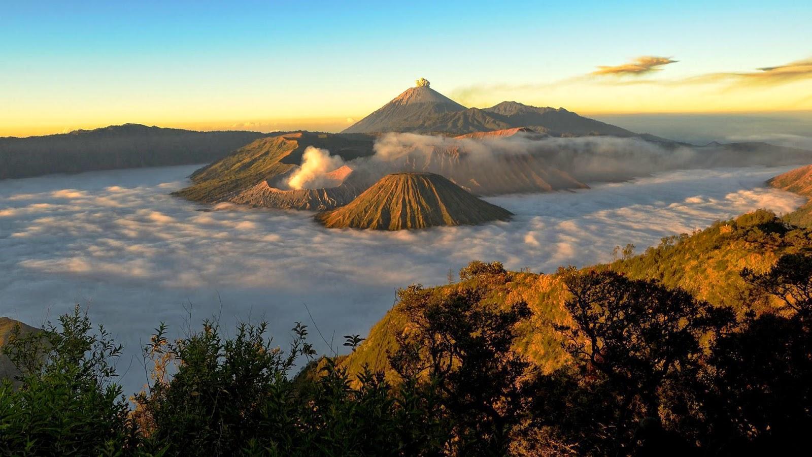 Paket Wisata Liburan Gunung Bromo