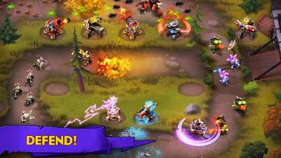 Download Game Goblin Defenders 2 defend