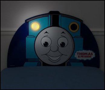 Every little boy can now climb on board their very own Thomas the Tank