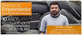 Requisitos condiciones Premio bancoestado 2014 Chile consultar nombre ver lista ganadores, premio emprendedor