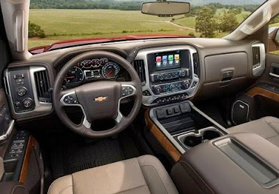 2016 Chevy 2500HD Release Date