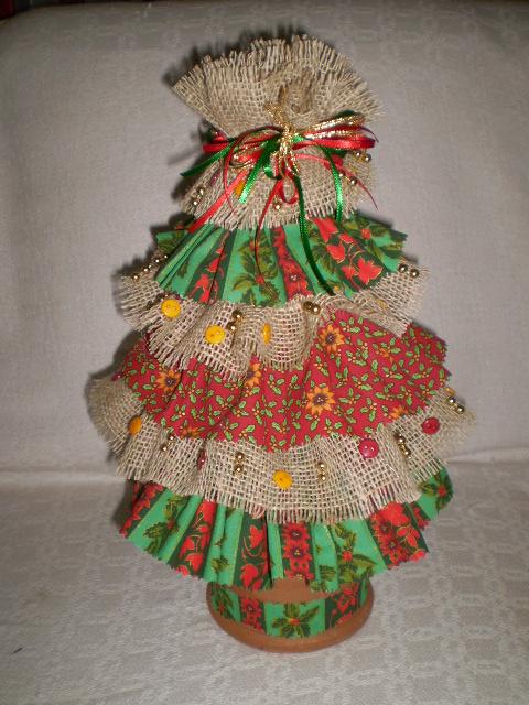 Aparador Antiguo De Roble ~ soartes artesanato blogspot com Arvore de Natal tecido e juta