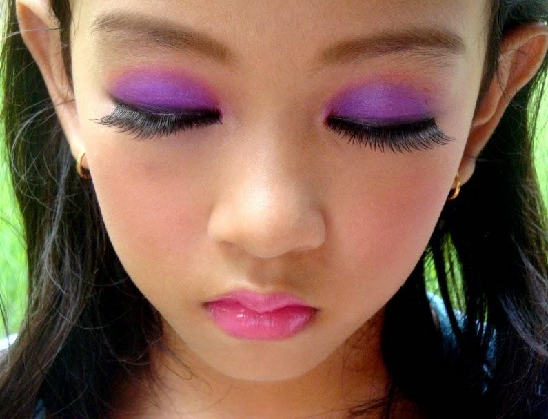 Miss Vixenu0026#39;s Vanity: Frozen Elsa Inspired Makeup