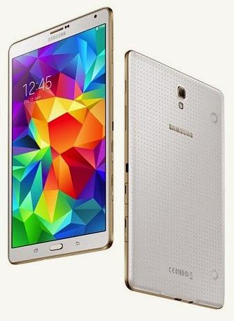 Harga Tablet Samsung Galaxy Tab S 8.4