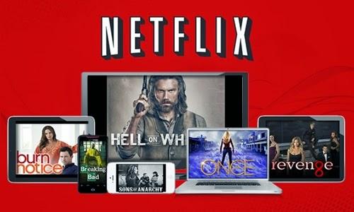 Melhores filmes e series da Netflix
