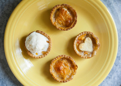 Texas Gold Peach Pies