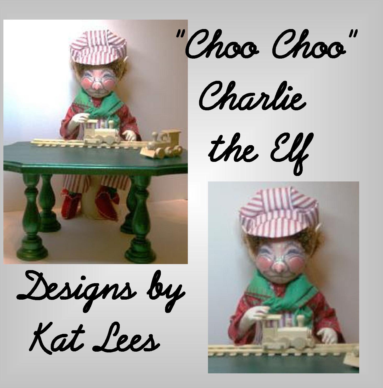 CHOO-CHOO CHARLIE ELF