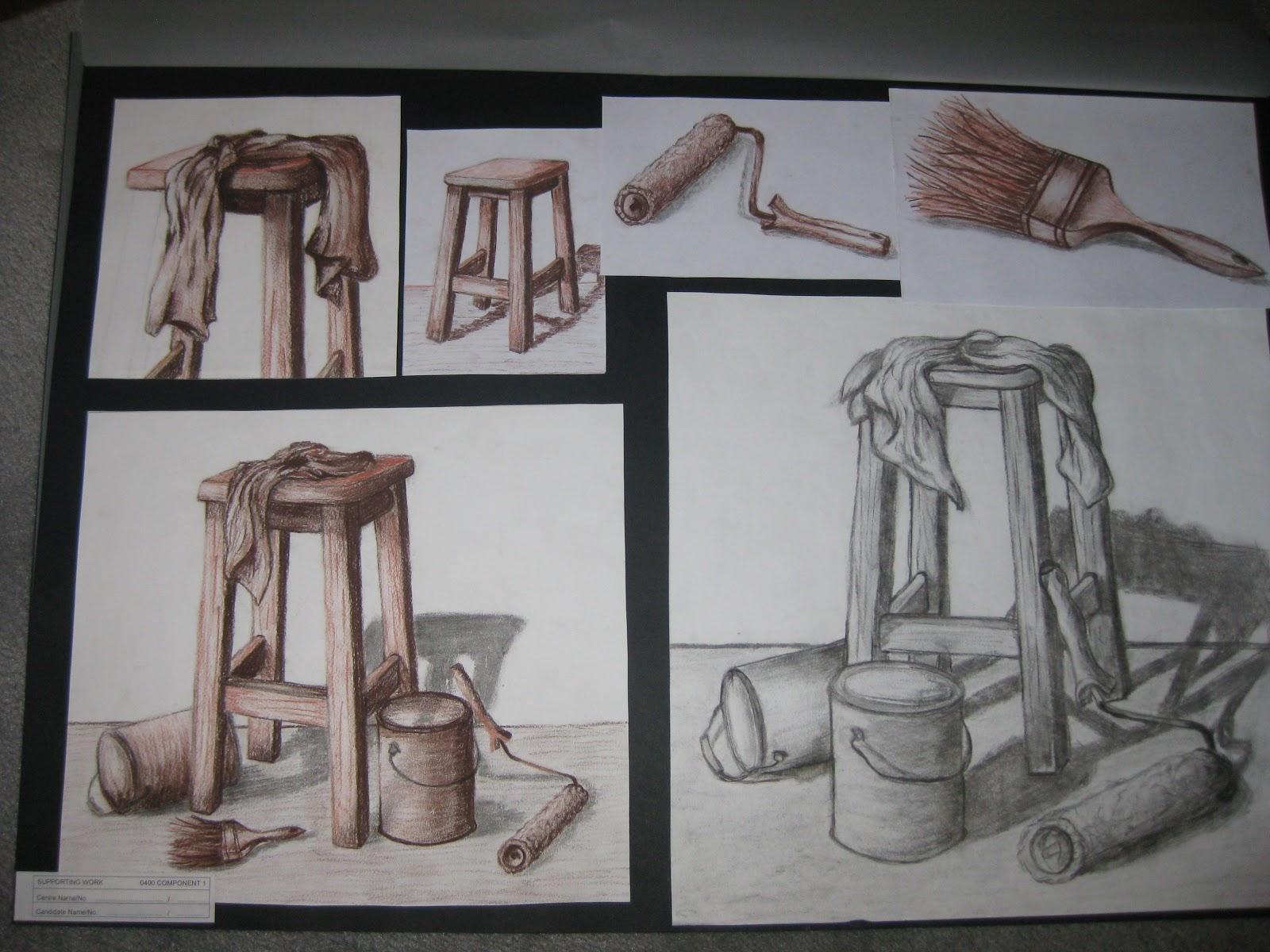 Flor Piacente: IGCSE Art