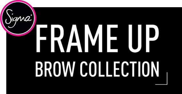 Sigma Frame Up Brow Collection — A Modern Mrs.