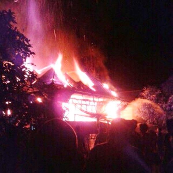 Kebakaran Kerinci