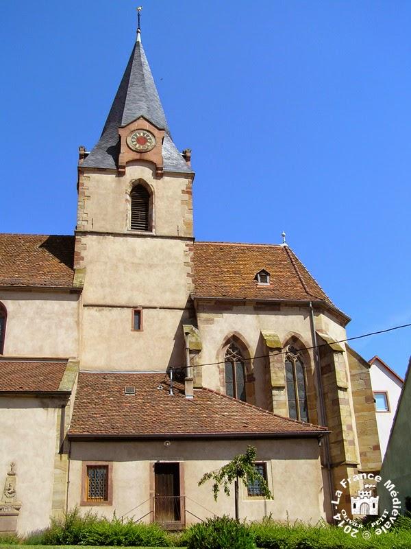 ROSENWILLER (67) - Eglise de l'Assomption de la Vierge