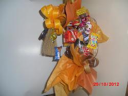 Prêmio para o Desfile de Fantasias (doado pela profe Cristiane)