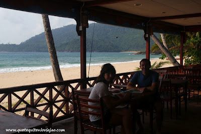 Palau Tioman - Viaje a Malasia