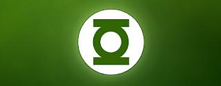 Лого Зеленого Фонаря