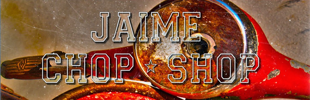 JAIME CHOP SHOP