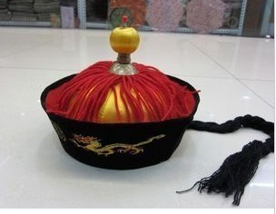 chinese emperor hat - photo #23