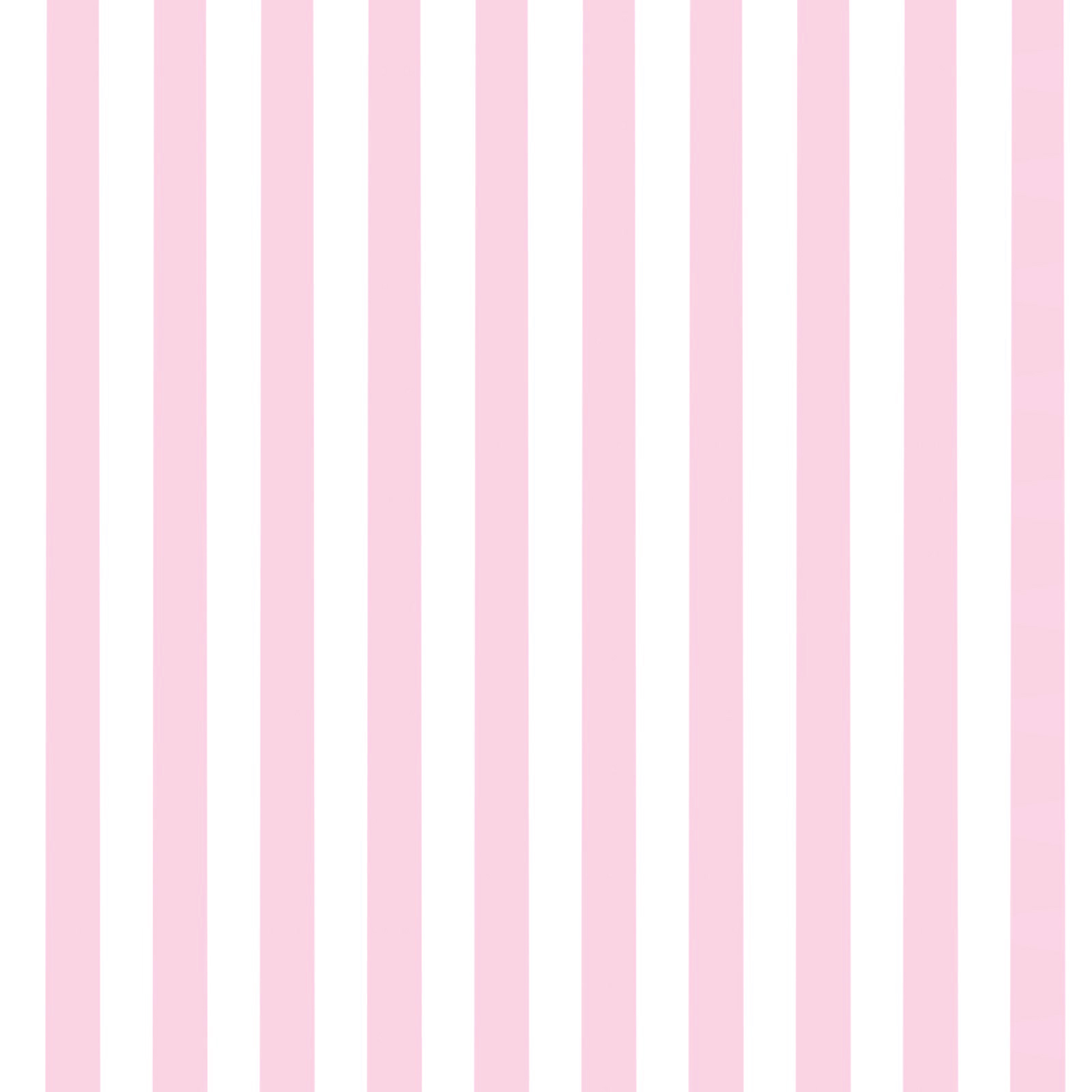 White and pink stripes background