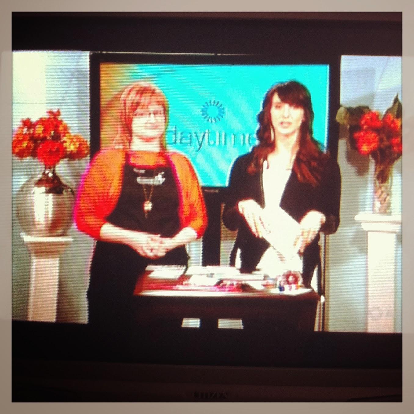 daytime Durham TV segment