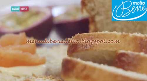 Pan brioche ricetta Parodi per Molto Bene
