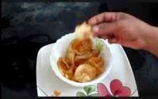 Home Made Lays Recipe (Crispy Potato Chips)