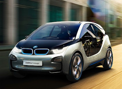BMW's electric car strictly for the 'burbs