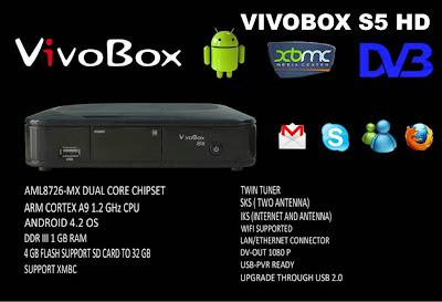 VIVOBOX S5 HD