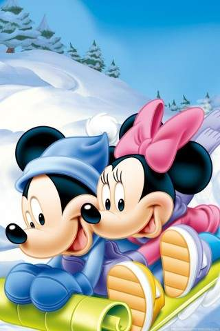 Awesome Minnie Mouse IPhone Wallpaper