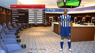 PES 2014 Locker Room FC Porto by Ron69