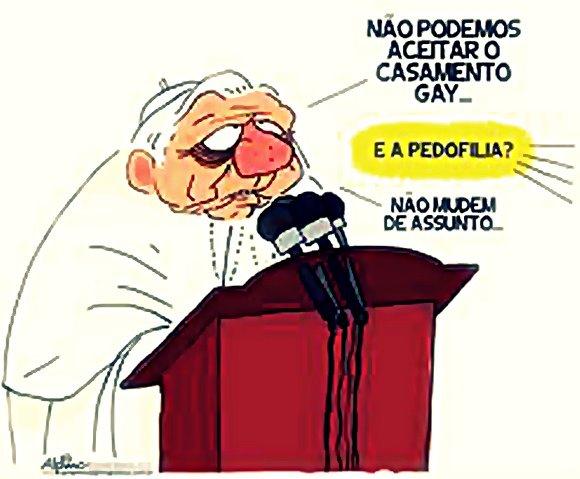 Papa e o Casamento Gay