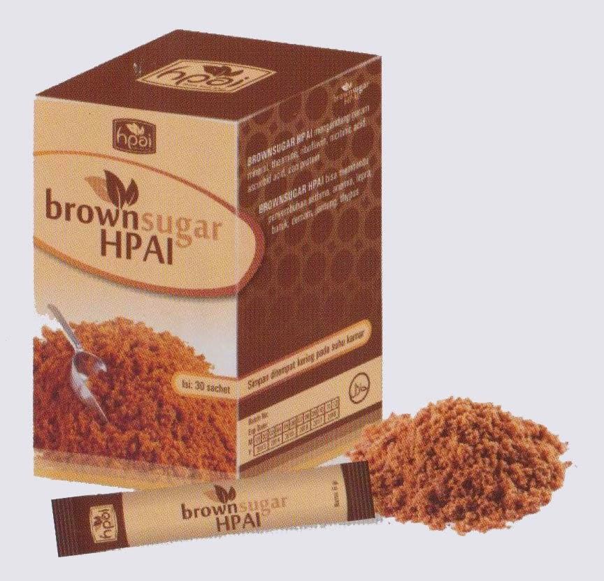 Brown Sugar Gula Aren Hpai Surabaya