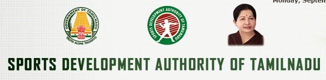 Recruitment in Sports Development Authority of Tamil Nadu
