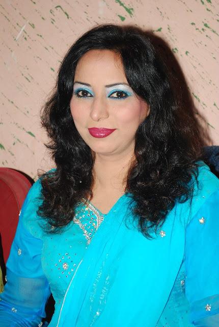Pashto Actress Khalida Yasmen
