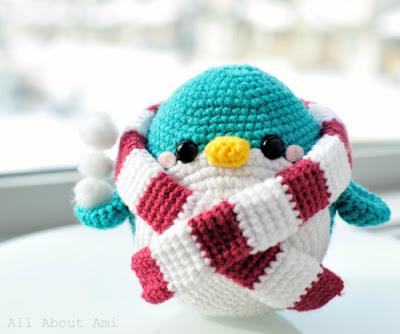 Haakpatroon Amigurumi Penguin : Lindevrouwsweb: Amigurumi haakpatronen