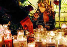 Pegawai Penguatkuasa mengesahkan kematian bintang muzik Mexico