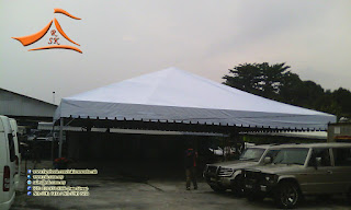 Our client have requested to setup a custom pyramid canopy with the size of 46' x 43'. This is a used car which located at Lebuhraya Lingkaran Tengah 2 (MRR2 Used Car Center).  #custompyramidcanopy #pyramidcanopy #piramidcanopy #piramidkanopi #usedcarcenter #usedcar #mrr2usedcar #LebuhrayaLingkaranTengah2 #custompyramid