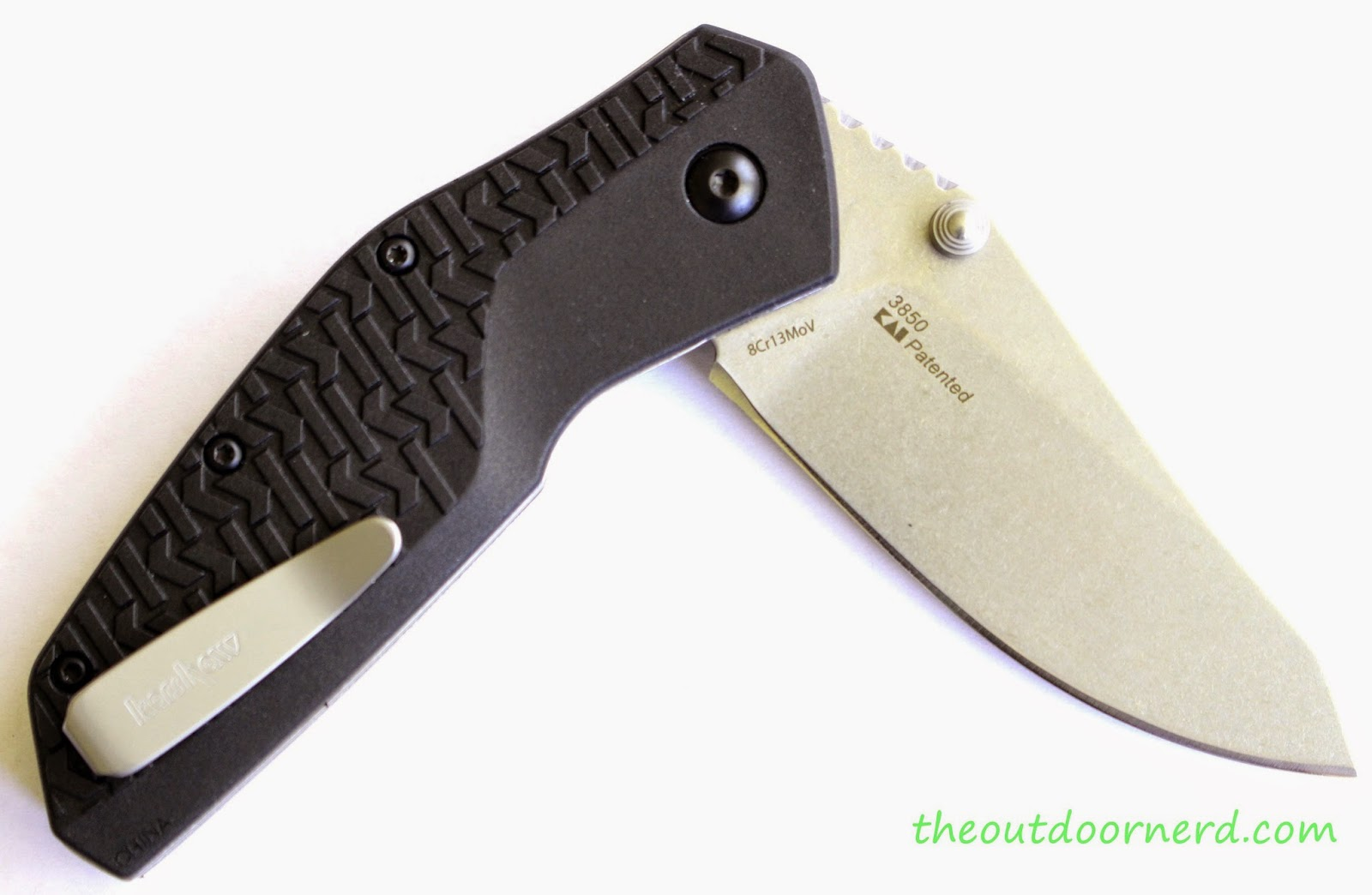 Kershaw Swerve EDC Pocket Knife: Product Link