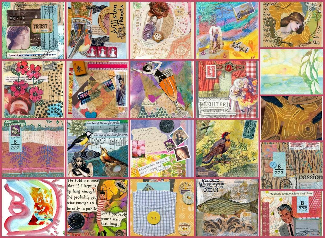 Jan 2016 Inspiration Collage Swap