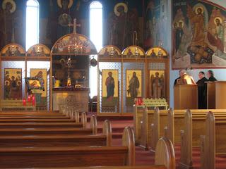 Holy Trinity Greek Orthodox Church, Roanoke, Virginia