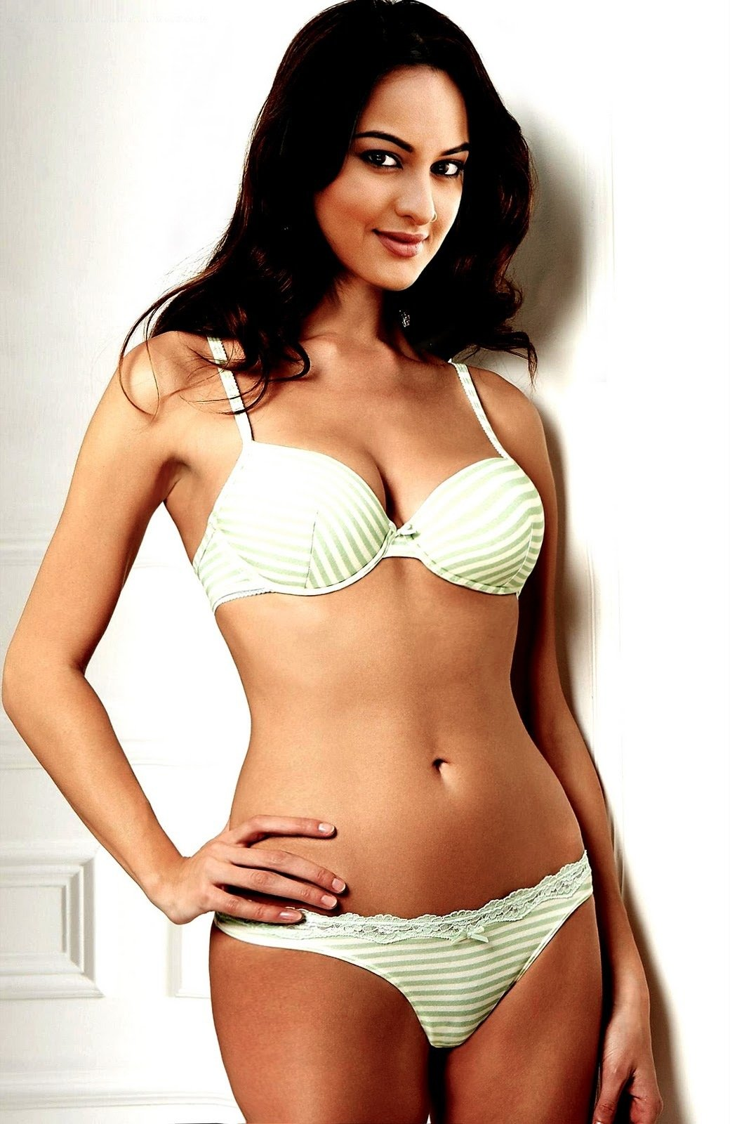 Sonakshi Sinha is an Indian Bollywood actress and model. She marked