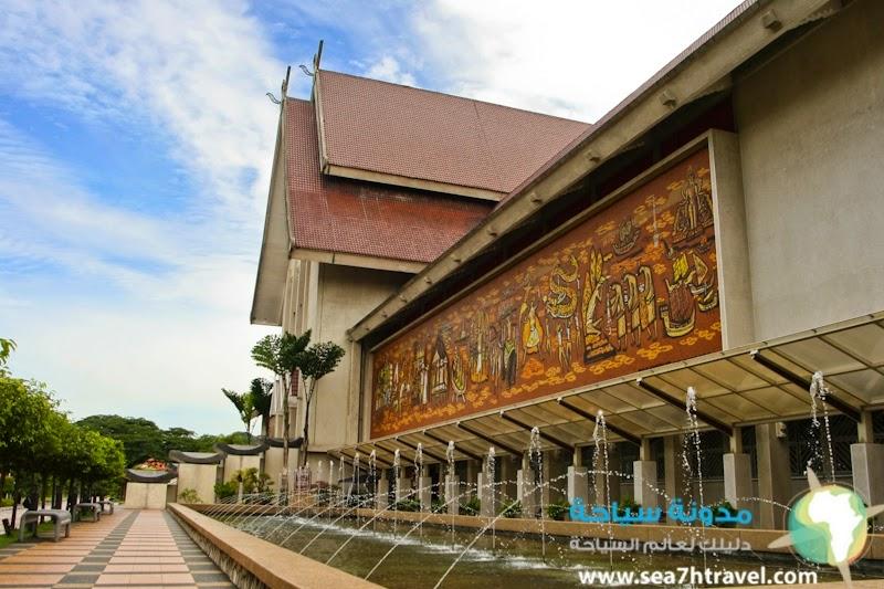 المتحف الوطني السياحى  في كوالالمبور