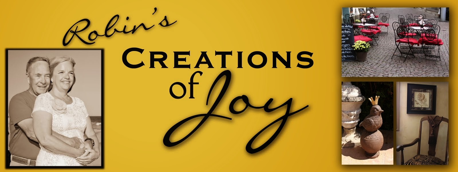 Robins Creations Joy