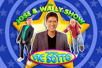 THE JOSE AND WALLY SHOW STARRING VIC SOTTO - JUL. 14, 2012 FULL