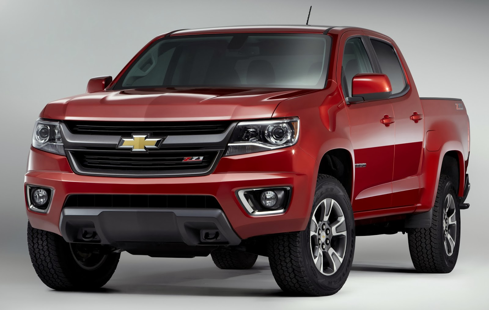 chevrolet re enters the mid size truck market with the 2015 colorado w video. Black Bedroom Furniture Sets. Home Design Ideas