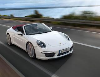 2012 Porsche 911 Carrera Cabriolet S